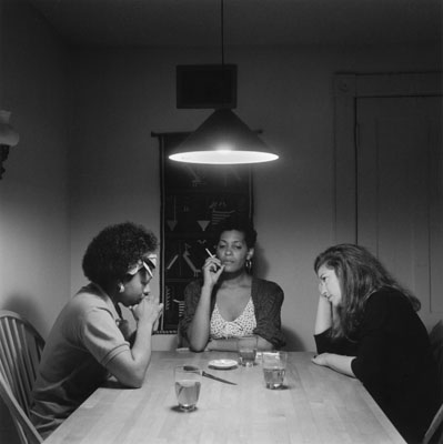 Carrie Mae Weems The Kitchen Table Series 1990