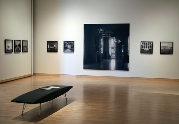 Installation          view of the Louisiana Project
