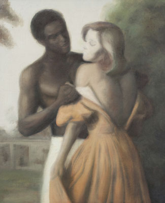 Image from the series Mandingo