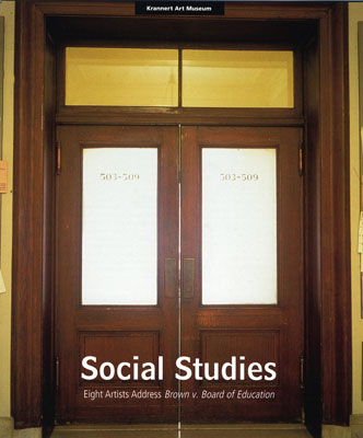Cover of the Social Studies catalog