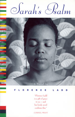 Cover of the book         Sarahs Psalm with an image of a woman by Carrie Mae Weems