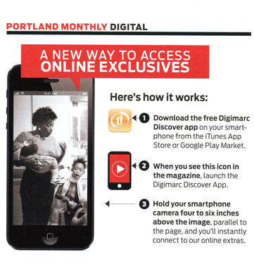 Page in Portland