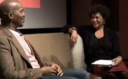 David          Alan Grier and Carrie Mae Weems in conversation