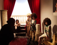 Still image from         the video Afro Chic